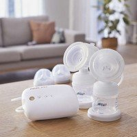 Philips AVENT Двойна електрическа помпа Natural Motion Premium