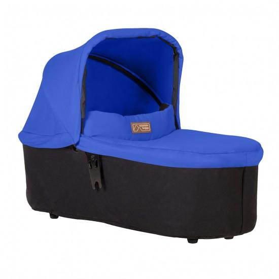 Mountain Buggy Кош за новородено PLUS V3, син – за количка DUET