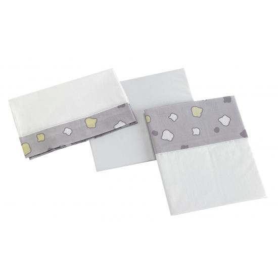 MICUNA Комплект чаршафи DINUS 60/120 (3 части)