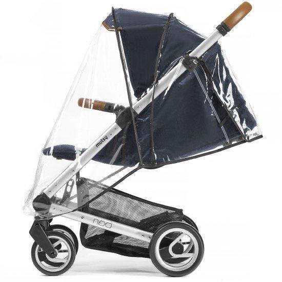 MUTSY Дъждобран за количка NEXO със седалка