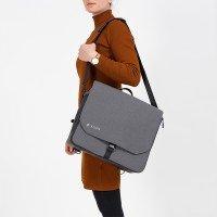 MUTSY Чанта за количка ICON VISION Smokey Grey