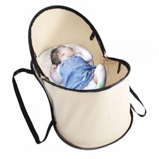 Phil & Teds Подвижен кош Nest 2в1 - кош за новородено и чанта
