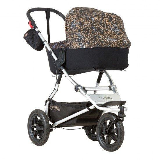 Mountain Buggy Кош за новородено PLUS за количка Urban Jungle/Swift, дизайн Петли