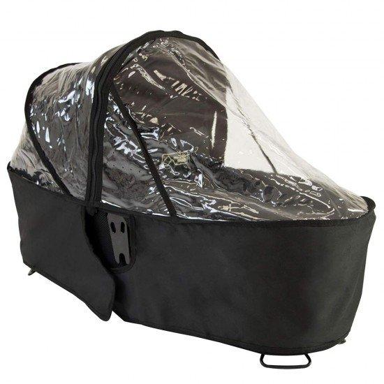 Mountain Buggy Дъждобран за кош за новородено MB PLUS DUET (SWIFT)