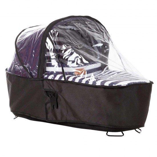 Mountain Buggy Дъждобран за кош за новородено MB PLUS Urban Jungle