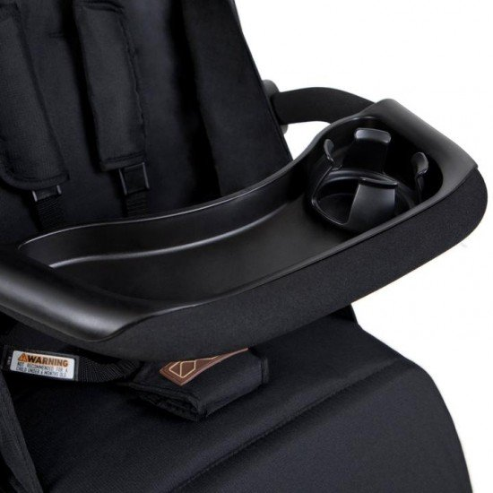 Mountain Buggy Предпазен борд + масичка за количка, черен