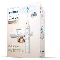 Philips Sonicare Звукочестотна четка за зъби Diamond Clean, серия 9000, Rose Gold