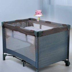 TINY LOVE Музикален проектор за легло/рафт Suzi /розов кит/
