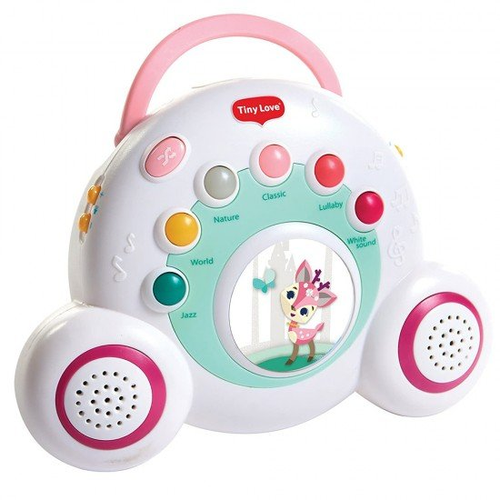 TINY LOVE Музикална въртележка Soothe'n Groove Tiny Princess, 0м+