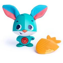 TINY LOVE Интерактивна играчка Чудни приятели Thomas (синьо зайче), 12м+