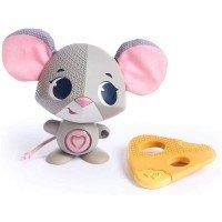 TINY LOVE Интерактивна играчка Чудни приятели Coco (сиво мишле), 12м+