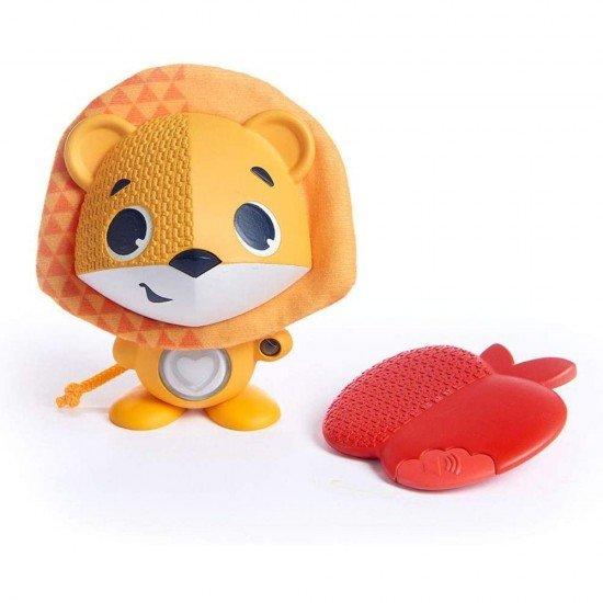TINY LOVE Интерактивна играчка Чудни приятели Leonardo (жълто лъвче), 12м+