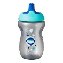 Tommee Tippee Неразливаща чаша със спортен накрайник 300 ml 12m+