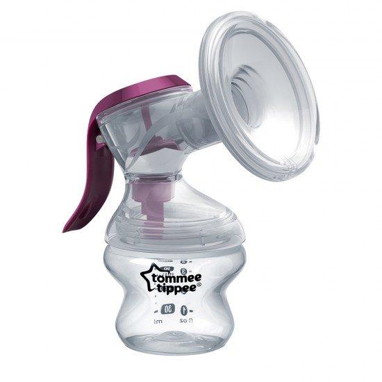 Tommee Tippee Ръчна помпа за изцеждане на кърма Made For Me
