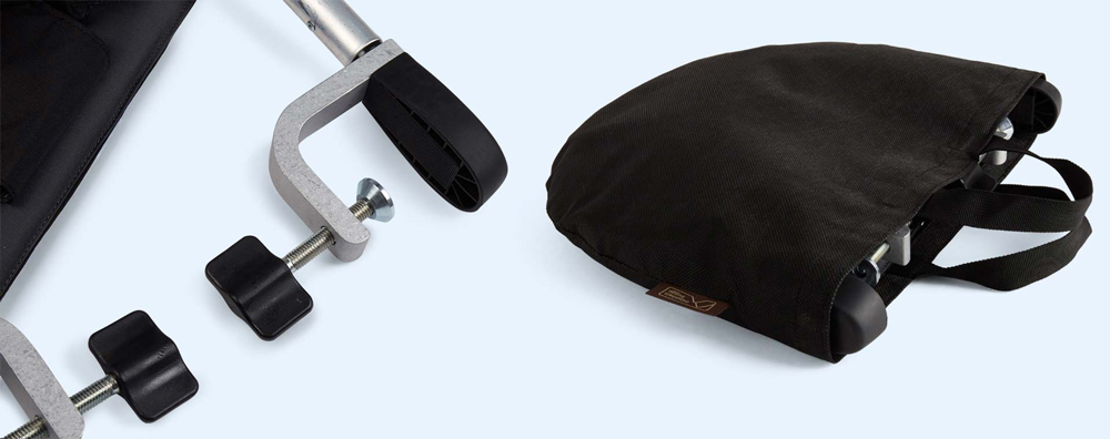 невероятно леко и портативно столче за хранене Mountain Buggy POD
